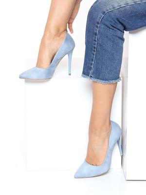 Туфлі блакитні | 4185513