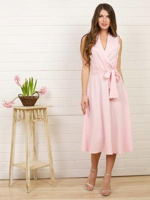 Платье розовое | 4183012