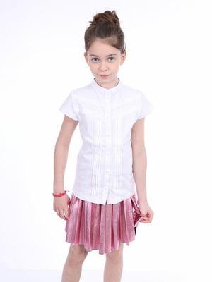 Блуза белая | 4182763