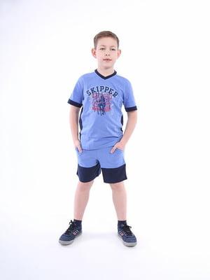 Комплект: футболка і шорти   4182798