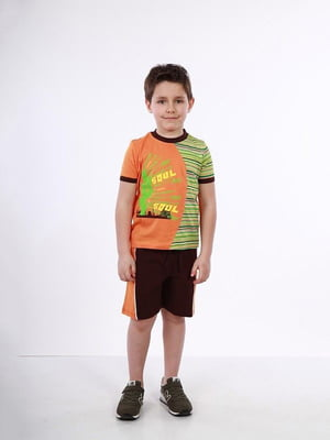 Комплект: футболка и шорты   4182826