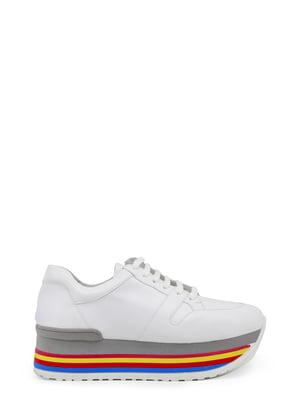 Кроссовки белые | 4174468