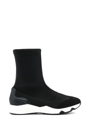 Ботинки черные | 4178558