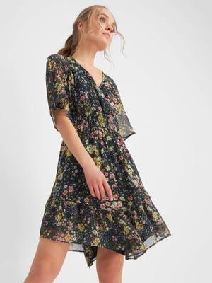 Платье в цветочный принт | 4145728