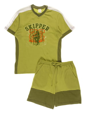 Комплект: футболка и шорты | 4182796
