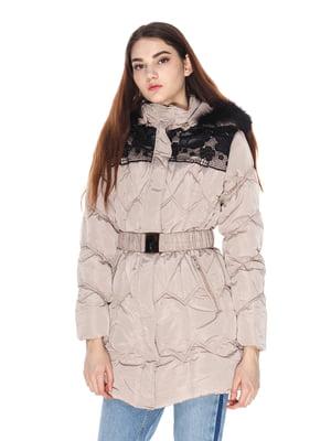 Пальто бежеве | 4009013
