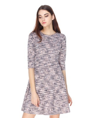 Платье двухцветное | 4173475
