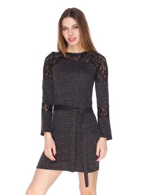 Платье черное | 4173505