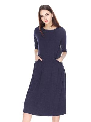 Платье синее | 4173500