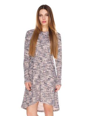 Сукня двоколірна | 4173503