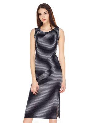 Сукня синя в смужку | 4173487