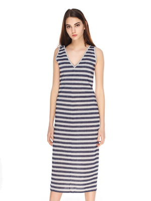 Сукня в смужку | 4180595