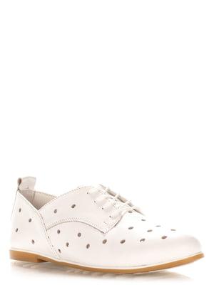 Туфли белые | 4135038