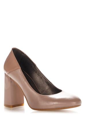 Туфли пудрового цвета | 4135034