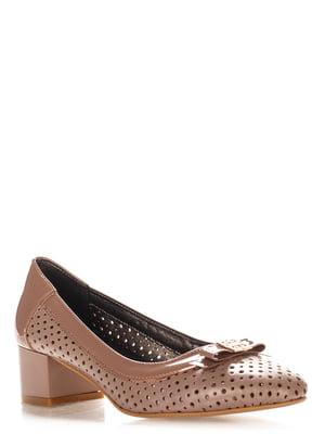 Туфли пудрового цвета | 4135026