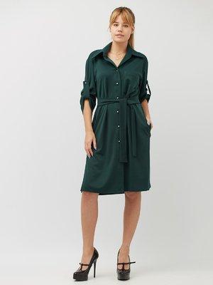 Платье зеленое | 4186873