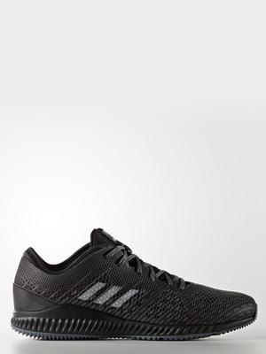Кроссовки черные | 4103980