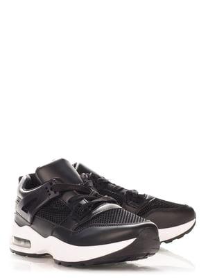Кросівки чорні | 4001883