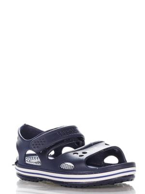 Сандалії темно-сині | 4175004