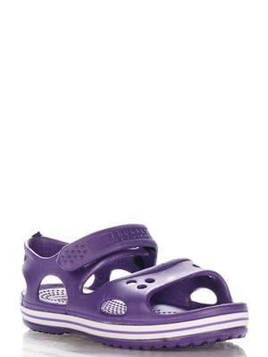 Сандалії фіолетові | 4175002