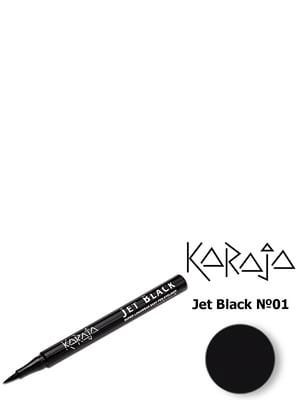 Подводка-фломастер для глаз Jet Black (1 мл)   3999610