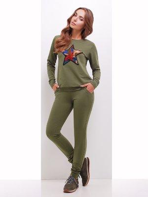 Костюм: джемпер і штани | 4189715