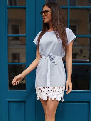 Сукня синя   4190524