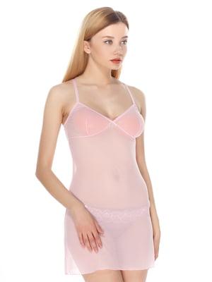 Комбінація рожева - Дефи*ле - 4173595