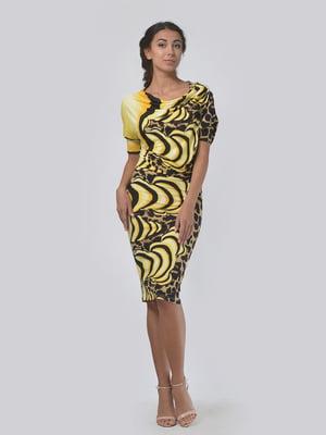 Платье в принт | 4152012