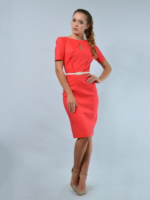 Сукня коралова | 4170068