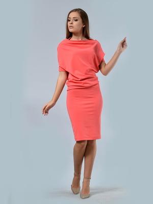 Сукня коралова | 4170074