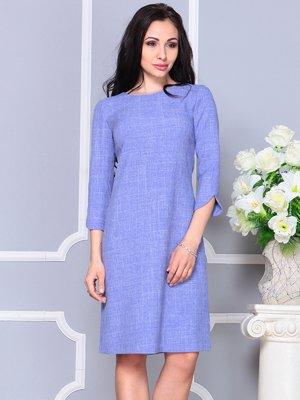 Платье фиолетовое | 4191520