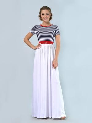 Платье в полоску | 4170139