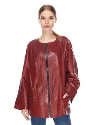 Куртка вишневая | 4191415