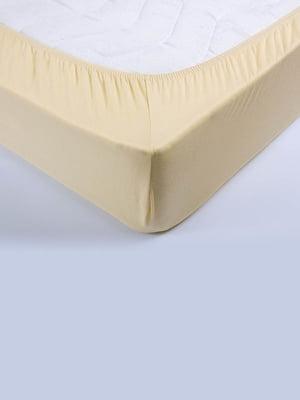 Простыня на резинке (160х200+25 см) | 4190220