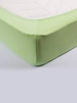 Простыня на резинке (160х200+25 см) | 4190224