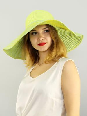 Шляпа салатовая   4192561