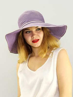 Шляпа фиолетовая   4192568