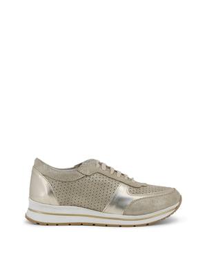 Кросівки золотисті | 4191461
