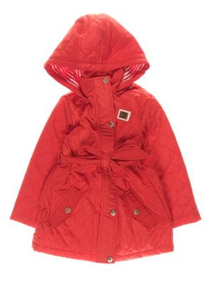 Куртка червона | 4191668