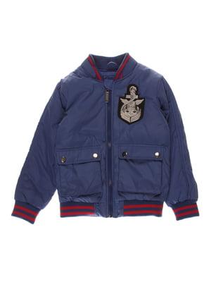 Куртка синя | 4191661
