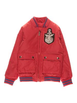 Куртка красная | 4191660