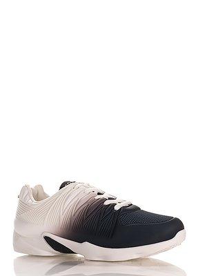 Кроссовки черно-белые   4195581