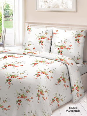 Комплект постельного белья полуторный | 4053733