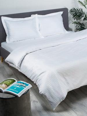 Комплект постільної білизни двоспальний (євро) | 4156339