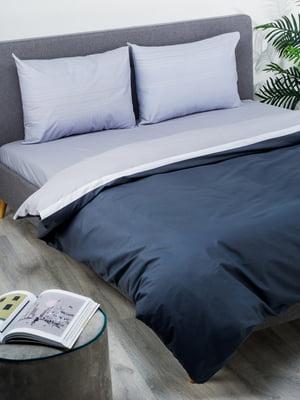 Комплект постельного белья двуспальный (евро) | 4156344