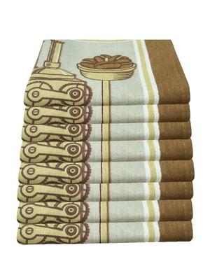 Набор кухонных полотенец (2 шт.) | 4198015
