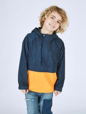 Куртка двоколірна | 4136236
