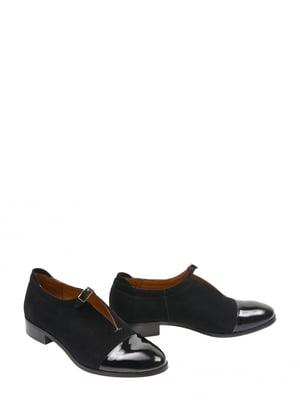Туфли черные | 4201515
