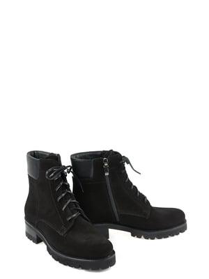 Ботинки черные | 4201518